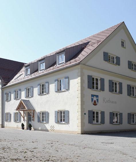 Historische Rathaussanierung