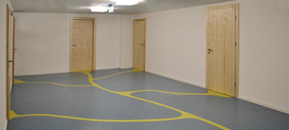 Sanierung Schullandheim