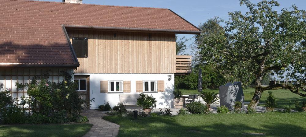 Landhaus mit Geschichte