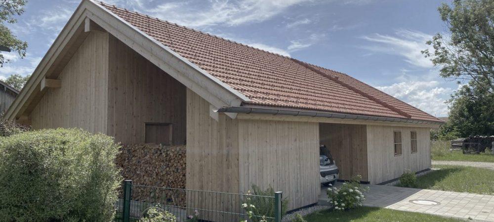 Architektur Holzbau Bayern
