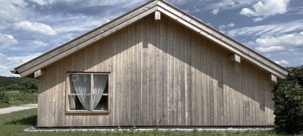 Holzhaus Oberbayern Architektur